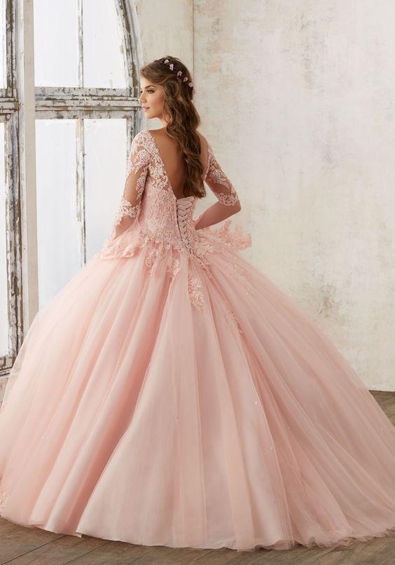 33 Vestidos de xv años estilo princesa | Pinterest | vestidos XV ...
