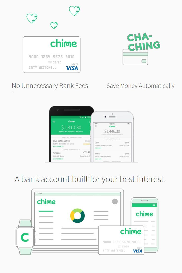 Chime Bank Helps You To Save    Automatically | Plethora of