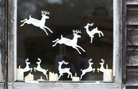 decoracion-navidad-ventanas Proyectos que debo intentar