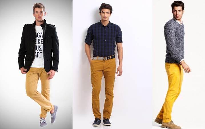 pantalones color teja - Buscar con Google