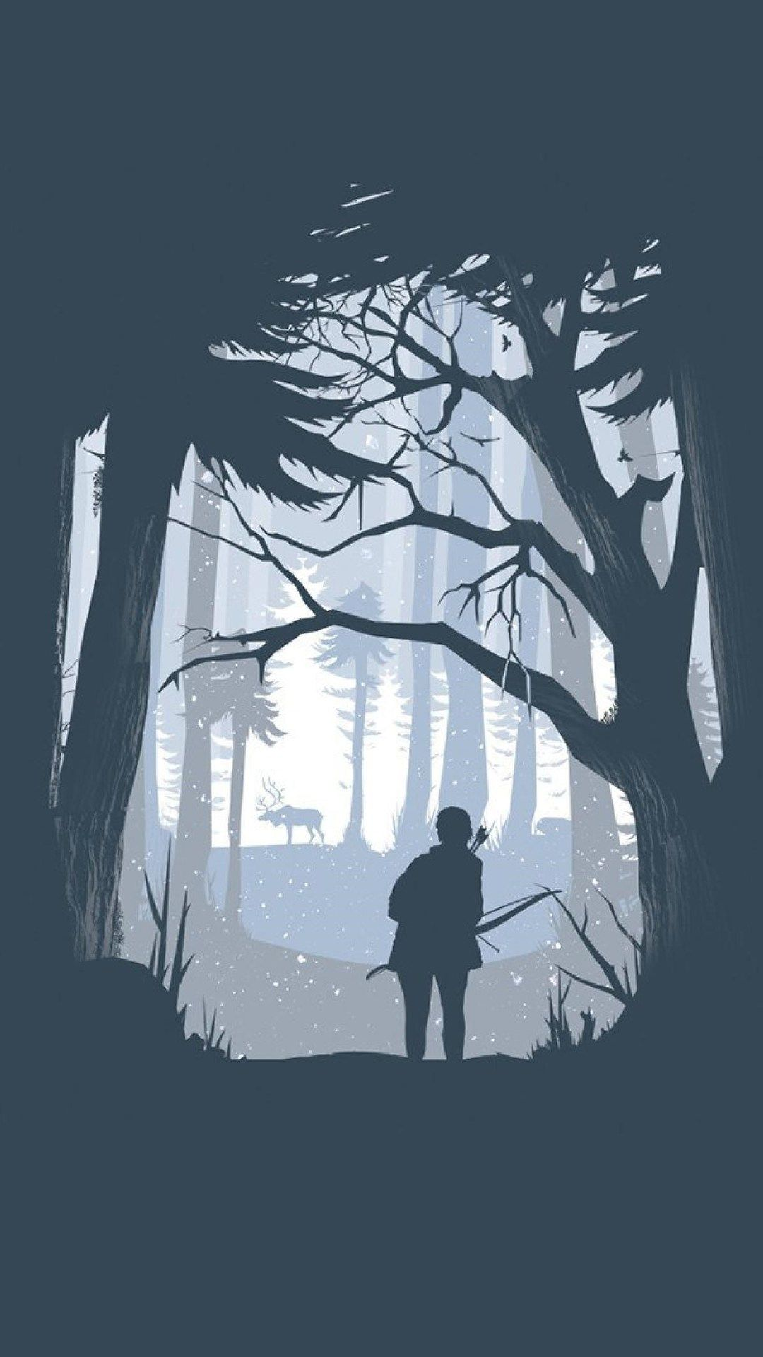 Tlou Winter The Last Of Us Wallpaper Background