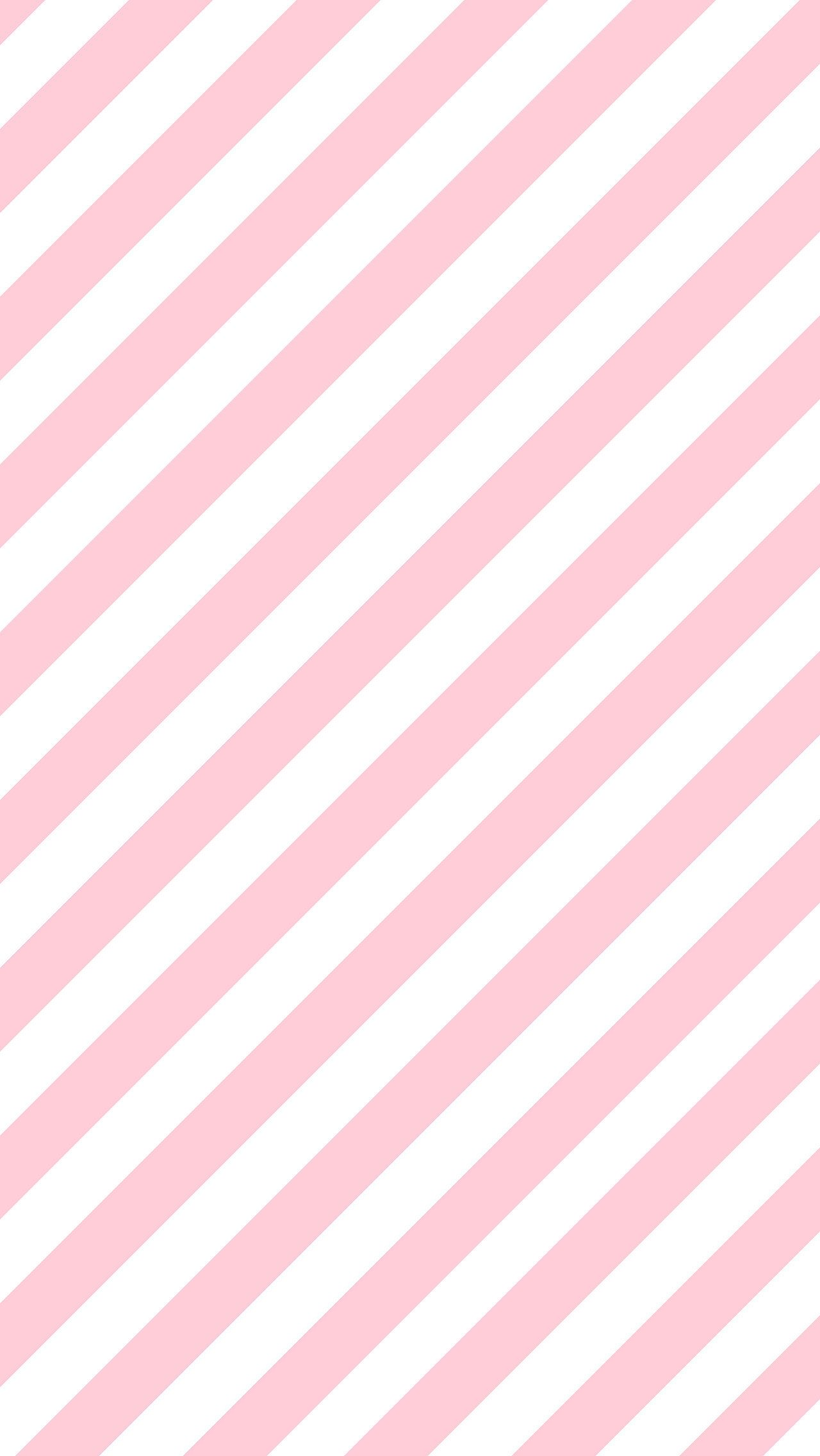 Pink Stripes Find More Preppy Wallpapers For Your IPhone Android Prettywallpaper