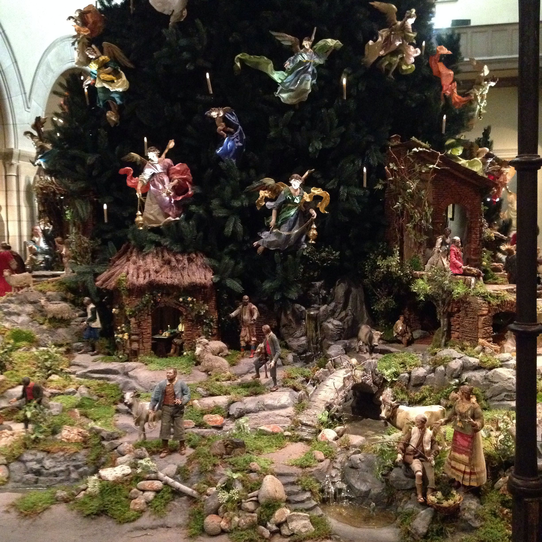 Metropolitan Museum Of Art Baroque Creche Angel Tree Museums In Nyc Metropolitan Museum Of Art Different Forms Of Art