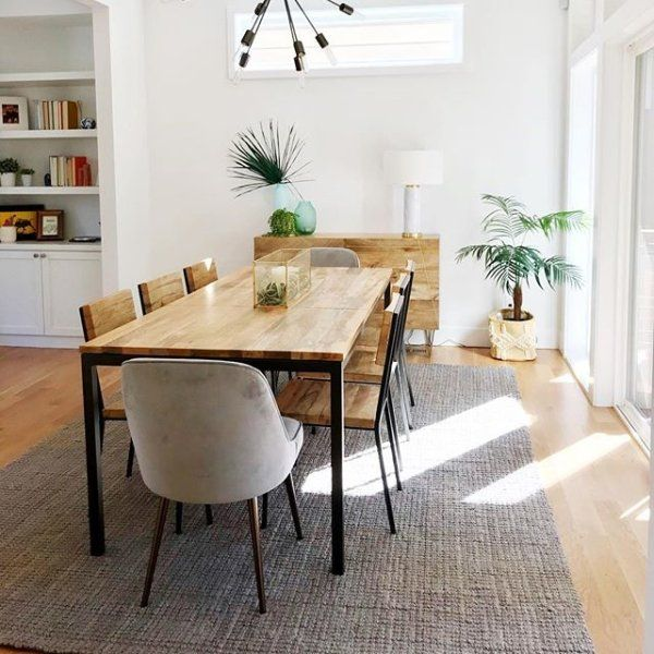 31++ West elm tower 6 seater dining table grey Best
