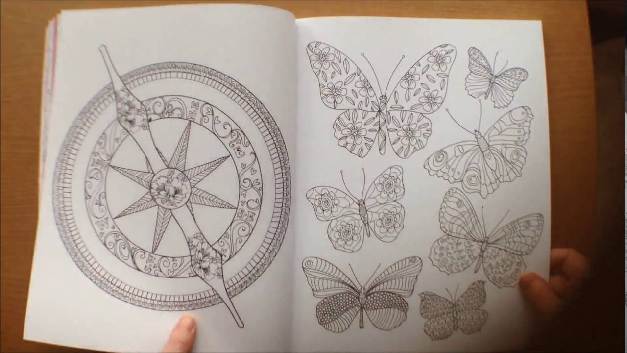 Anti stress colouring book asda - The Journey Colouring Book For Tickled Pink Campaign Asda Supermarket U