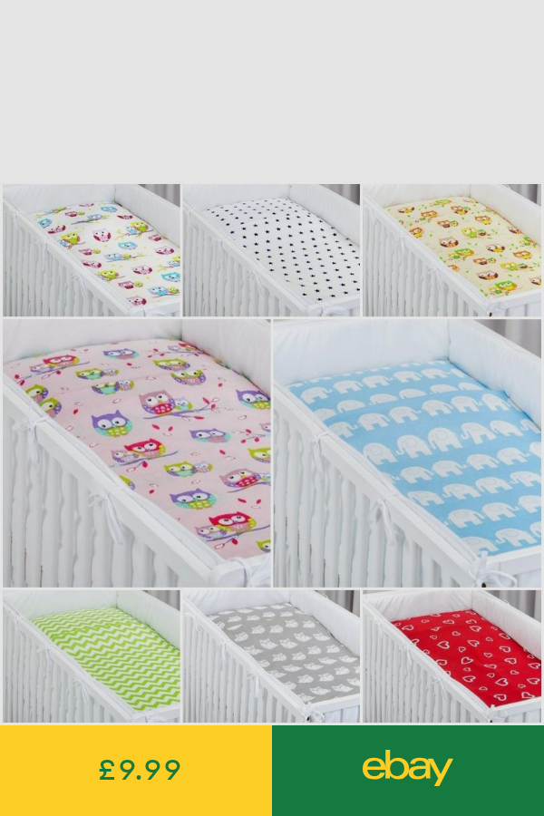 Nursery Bedding Sets Baby Ebay Cot