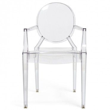 kartell crystal louis ghost chair a postmodern icon in the canon of