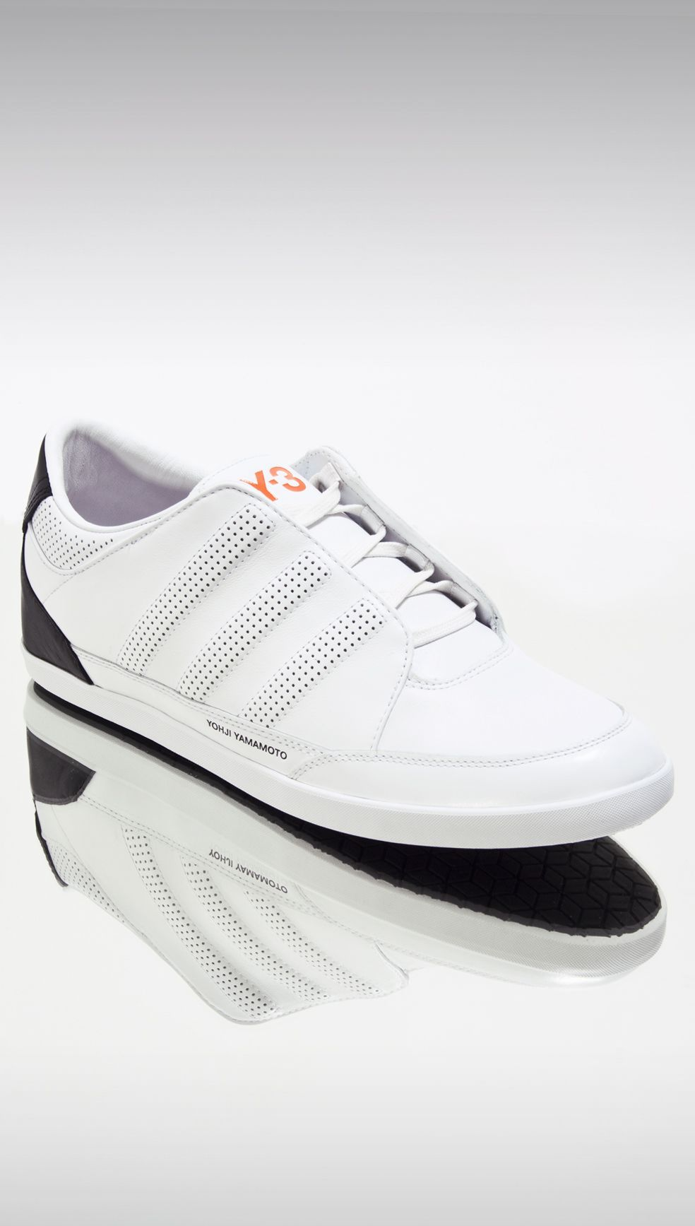345c9bace Y-3 Honja low classic 2 Trainers - White £195.00