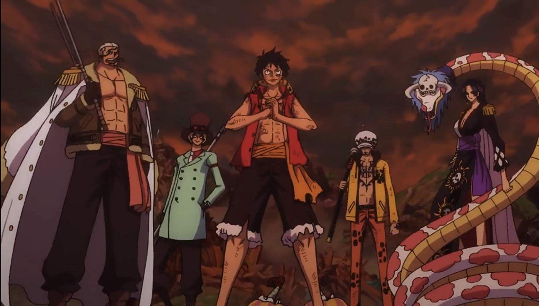 Voir One Piece Stampede Film Complet En Francais Gratuit Film Complet En Francais Films Complets Luffy