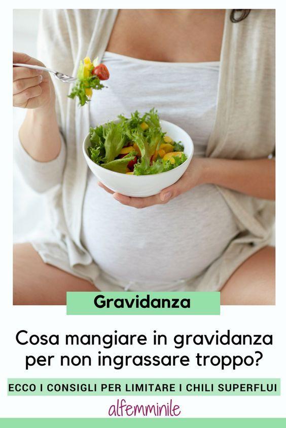 dieta per ingrassare dopo la gravidanza