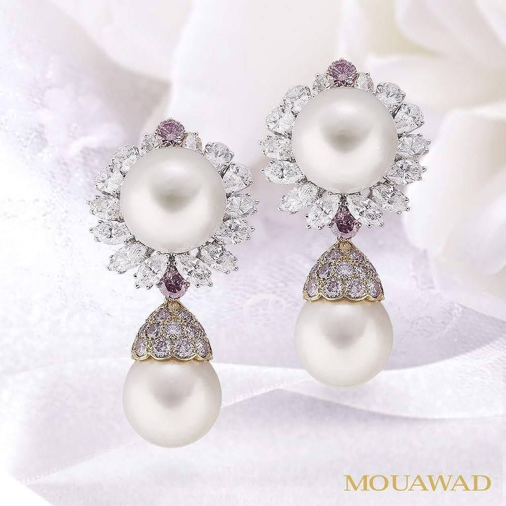 June S Birthstone Pearl Found Deep Underneath The Waters Pearls Are Perhaps The Most Treasured Gems Of All Time Mo Pearl Earrings Pearls June Birth Stone