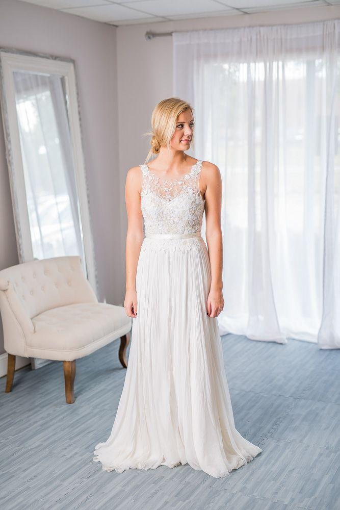 Mira Zwillinger - Lihi - boho wedding dress for rent online through ...