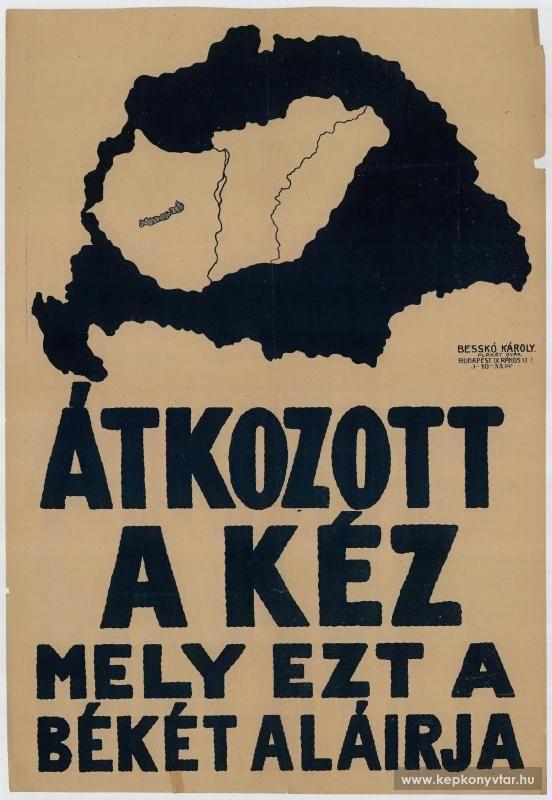 Átkozott a kéz, mely ezt a békét aláírja, 1920 | Retro ...