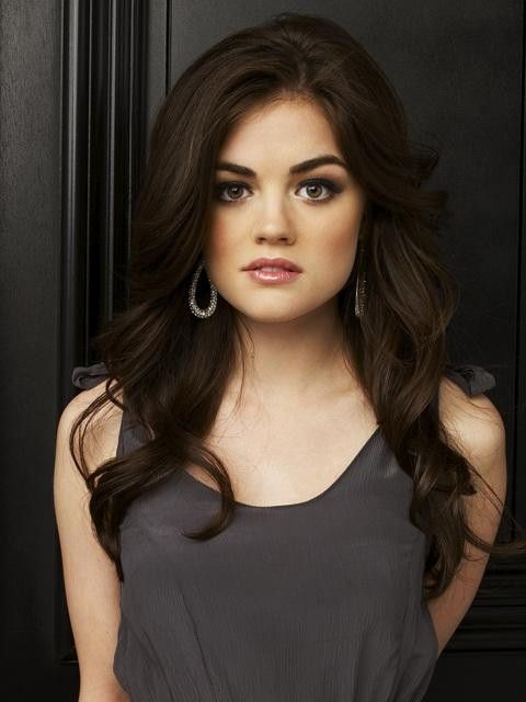 Lucy Hale Pretty Little Liars Aria Inspired Makeup Random Glimmers Lucy Hale Hair Hair Hair Styles