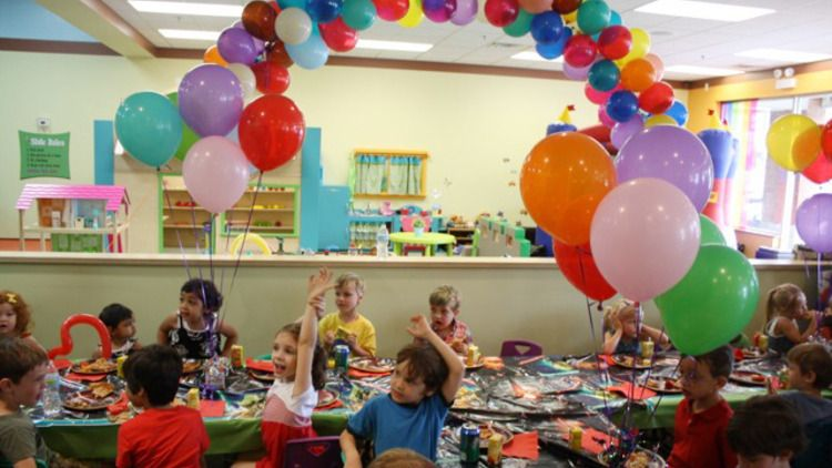 Pickle's Playroom Lincoln Square Kids birthday party