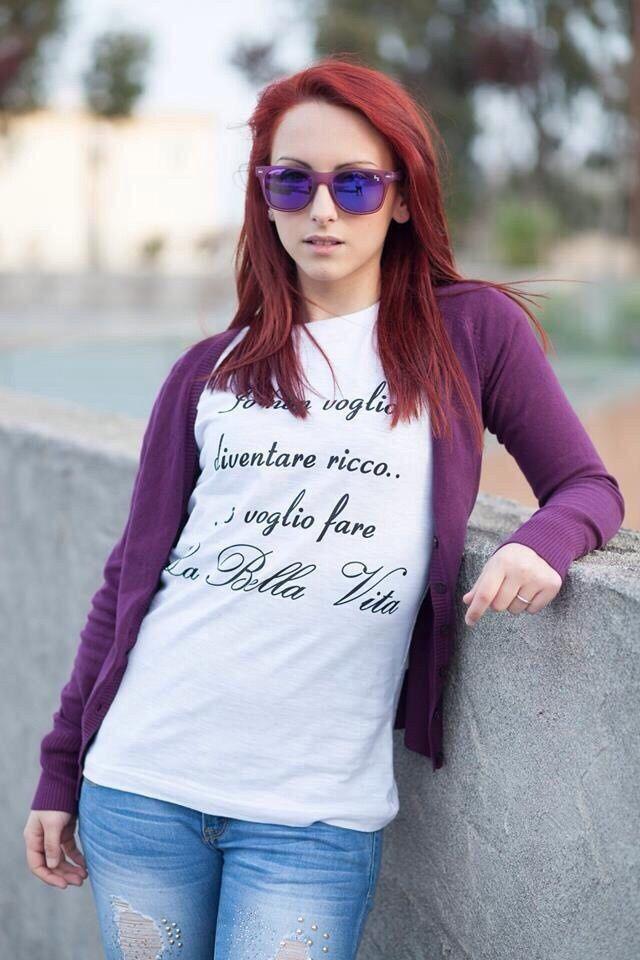 Grazie Letizia #amazing#abbigliamento#bomba#brand#cool#esageriamo#facciamomoda#girls#goodlife#hotgirls#instagrammer#lifeissnob#labellavita#larossa#occhiali#snob#vogliadestate#mare#esageriamo#tagsforlike#tshirt#noncifermiamomai#newbrand#originale#occhiali#press#snob#sun#sea