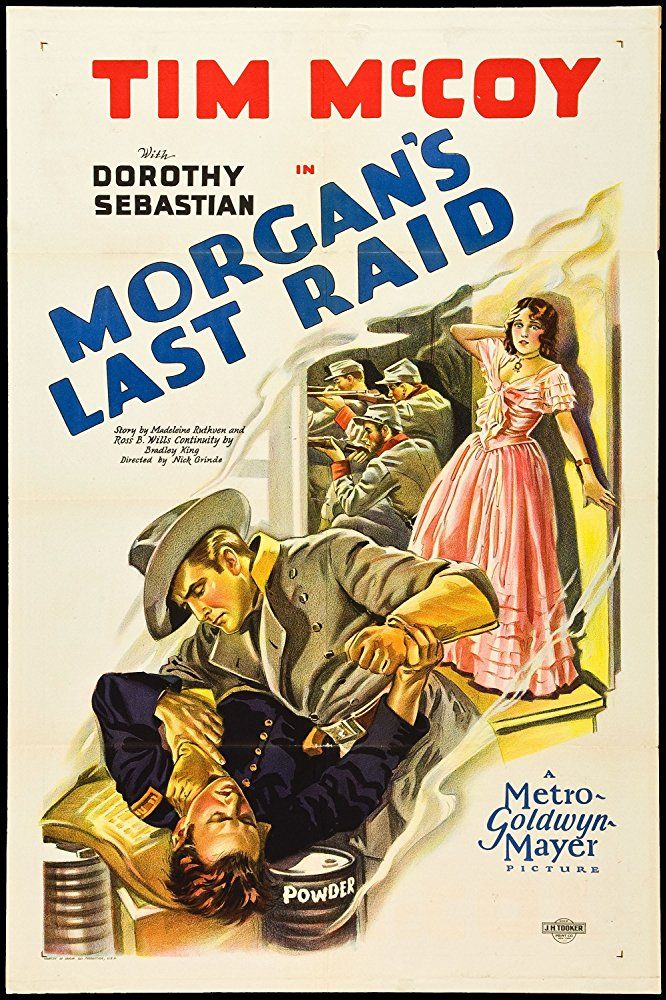 Watch Morgan's Last Raid Full-Movie Streaming