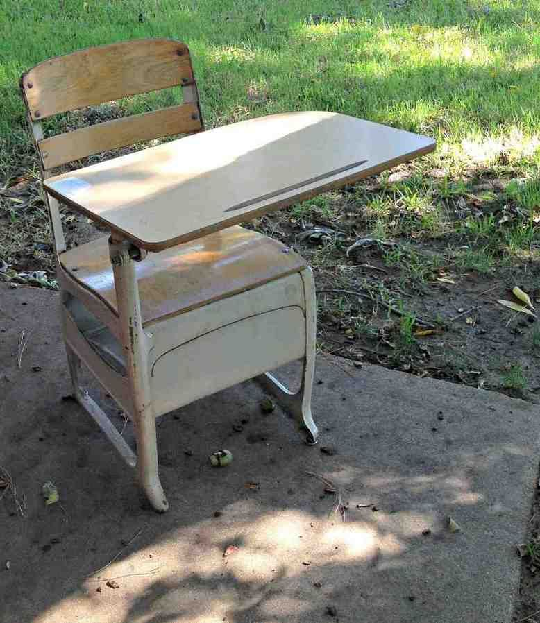Used School Desks For Sale School Desks Vintage School Desk Desk Makeover