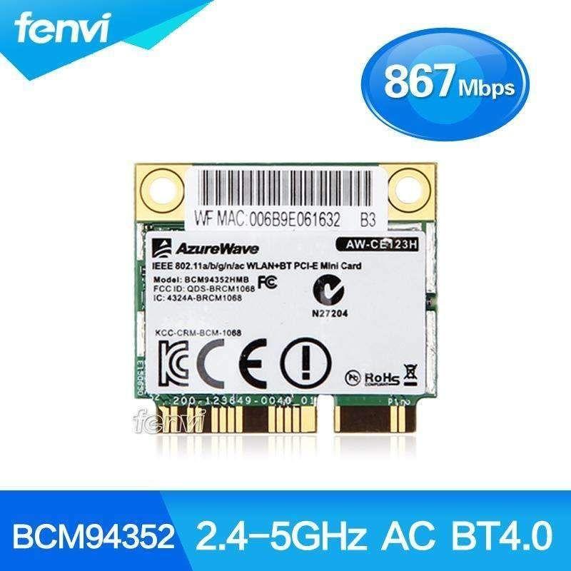 Wave Broadcom Bcm94352Hmb 802 11Ac 867Mbps Wireless-Ac Wlan+