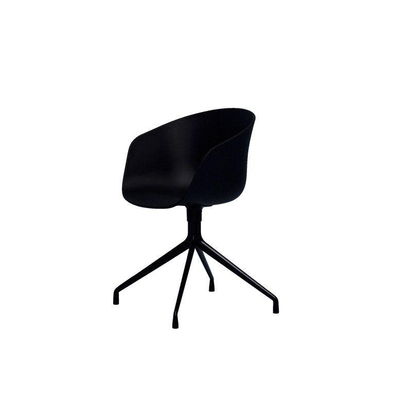 Dieser Stuhl offenbart seinen Komfort erst beim Reinsetzen ...