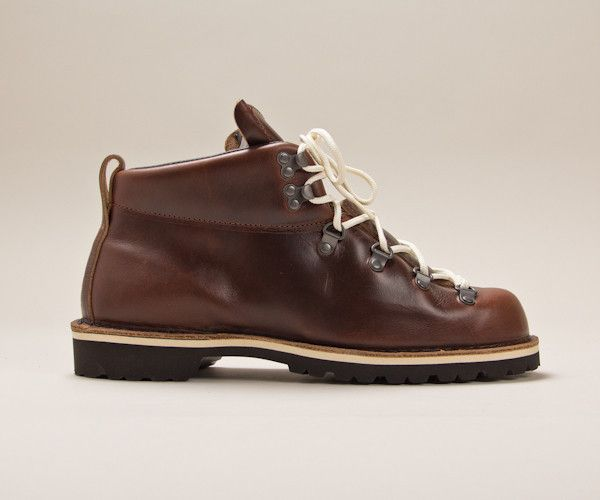 Tanner Meets Danner - The Mountain Trail Left Bank Boot ...