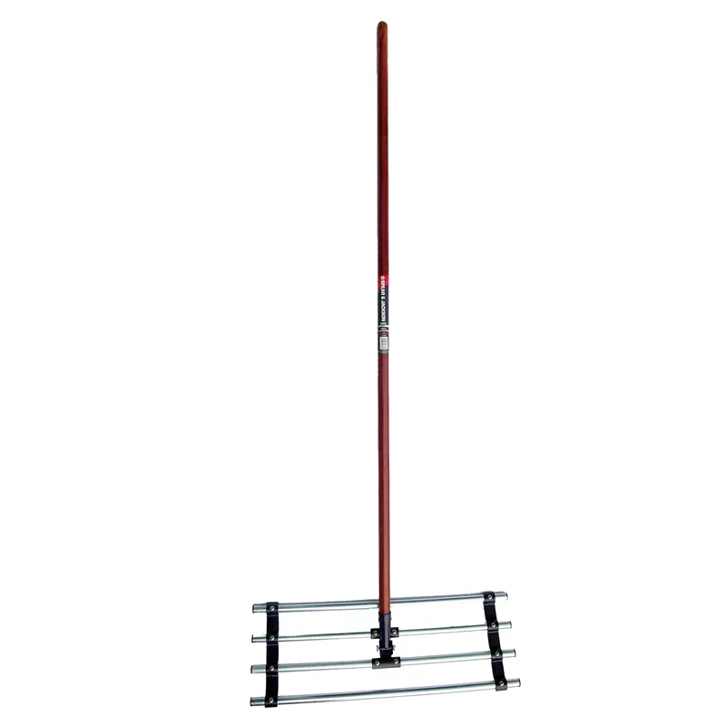 Spear Jackson Soil Spreader With Timber Handle Spear Jackson Tubular Steel Top Soil