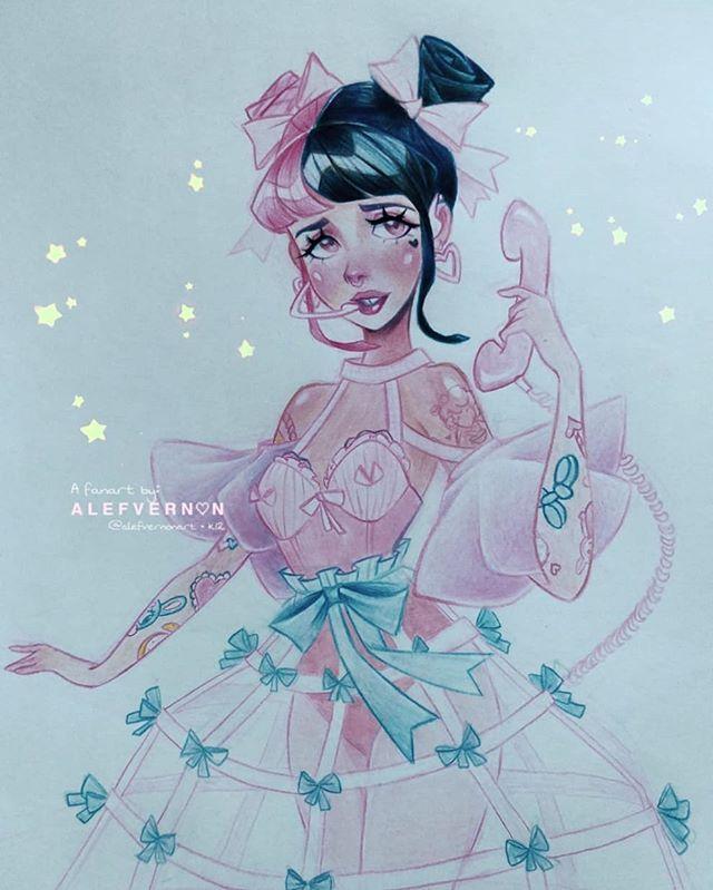 Alef Vernon No Instagram K12 Tour Melanie Martinez I M In Love With The K12 Tour Outf Melanie Martinez Anime Melanie Martinez Melanie Martinez Drawings