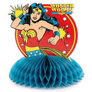The list of resources and vendors Wonder woman birthday Wonder