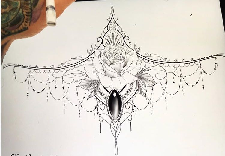 Underboob Tattoo Informations About Underboob Tattoo Pin You Can