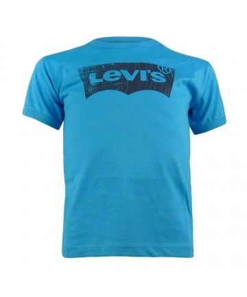 28b5fd11 Youths Levis Batwing Turquoise T Shirt | Levi's | Mens tops, Clothes ...