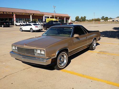 1986 Chevrolet El Camino - Yukon, OK #3899711278 Oncedriven