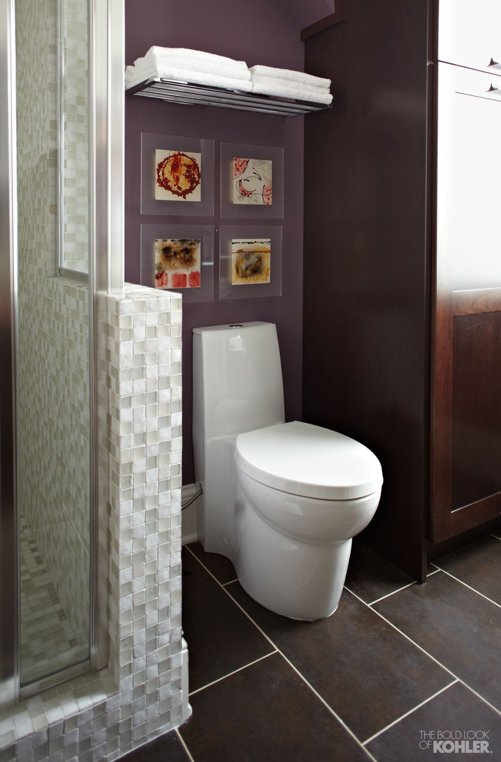 the bold look of bathrooms bathroom kohler toilet home goods decor. Black Bedroom Furniture Sets. Home Design Ideas