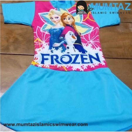 Baju Princess Elsa
