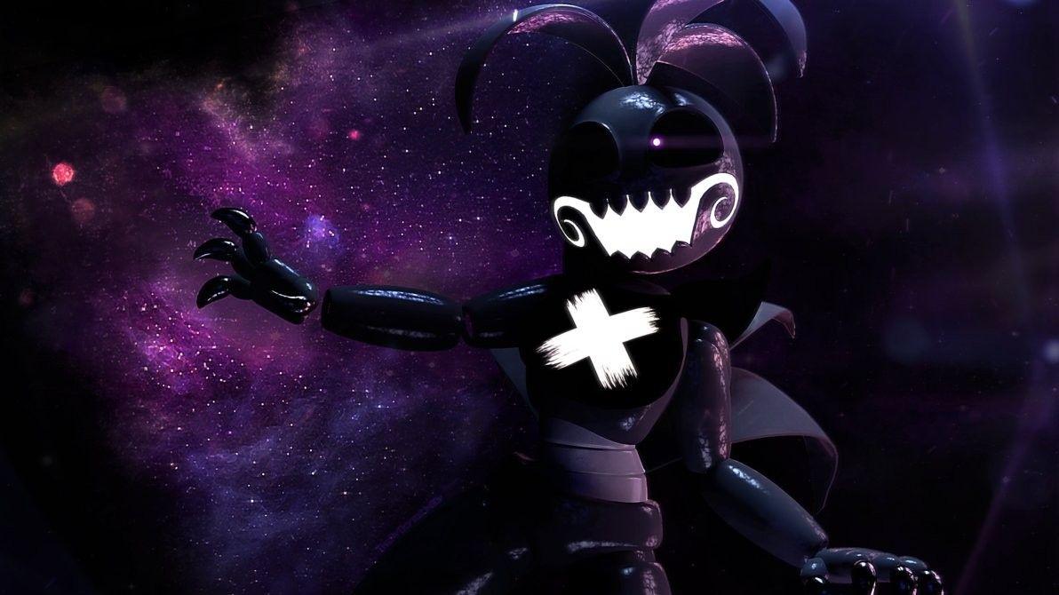 Shadow Toy Chica Fnaf Drawings Anime Fnaf Fnaf Art