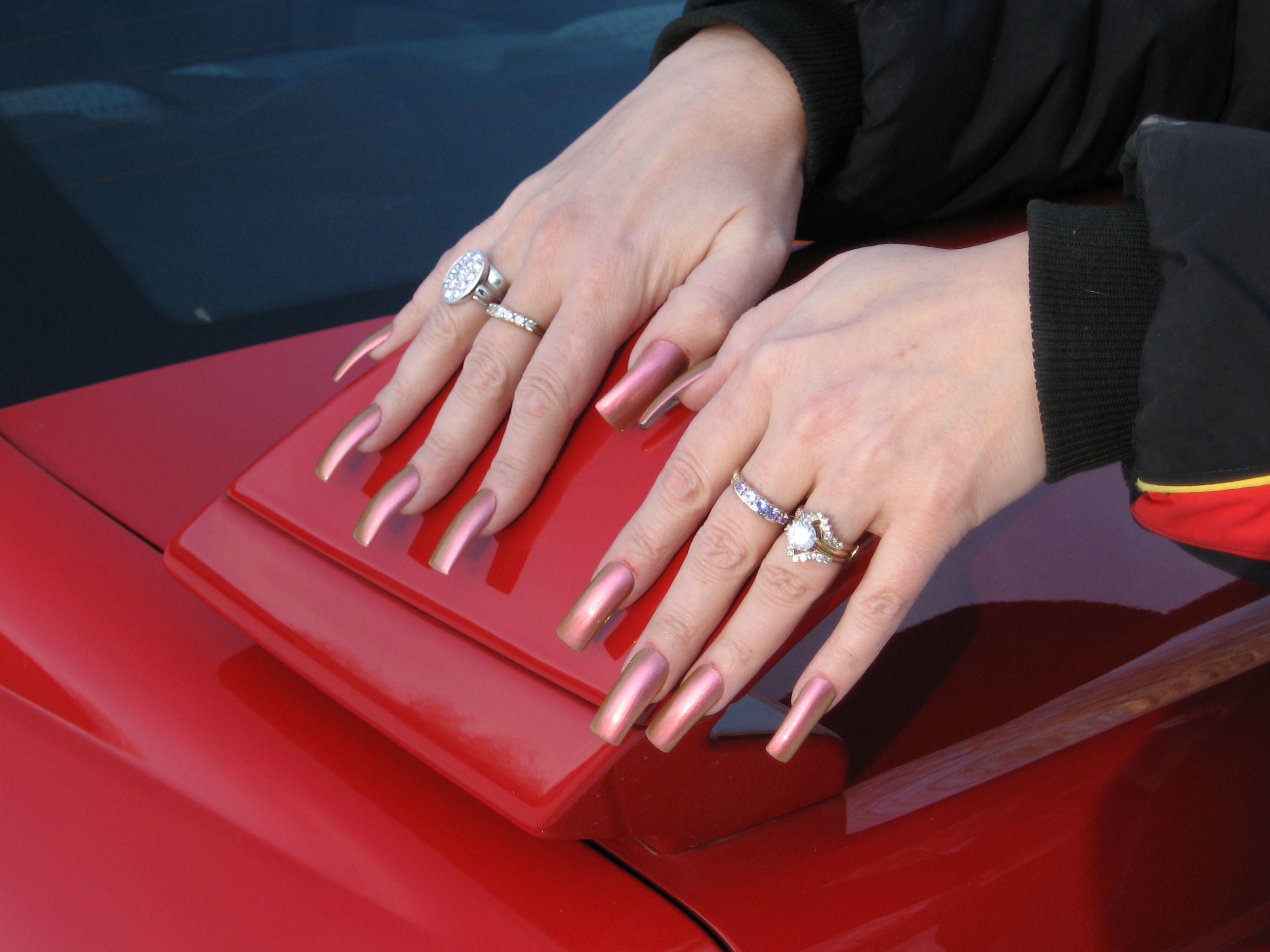 Pin von Jeff K auf PJ\'s Nails | Pinterest | Fingernägel