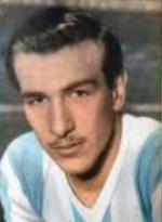 Antonio Angelillo. Campeón Sudamericano con la Selección Argentina en Perú 1957.