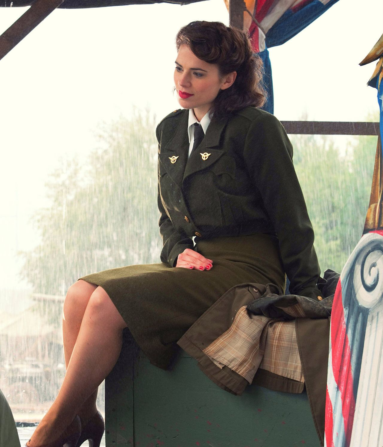 Pin By Queen Of The Queens On Marvel In General Peggy Carter Hayley Atwell Agent Carter