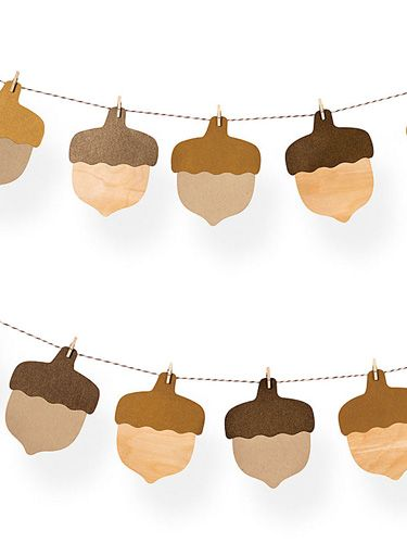 Get Beautiful Thanksgiving Decoration DIY Project 2