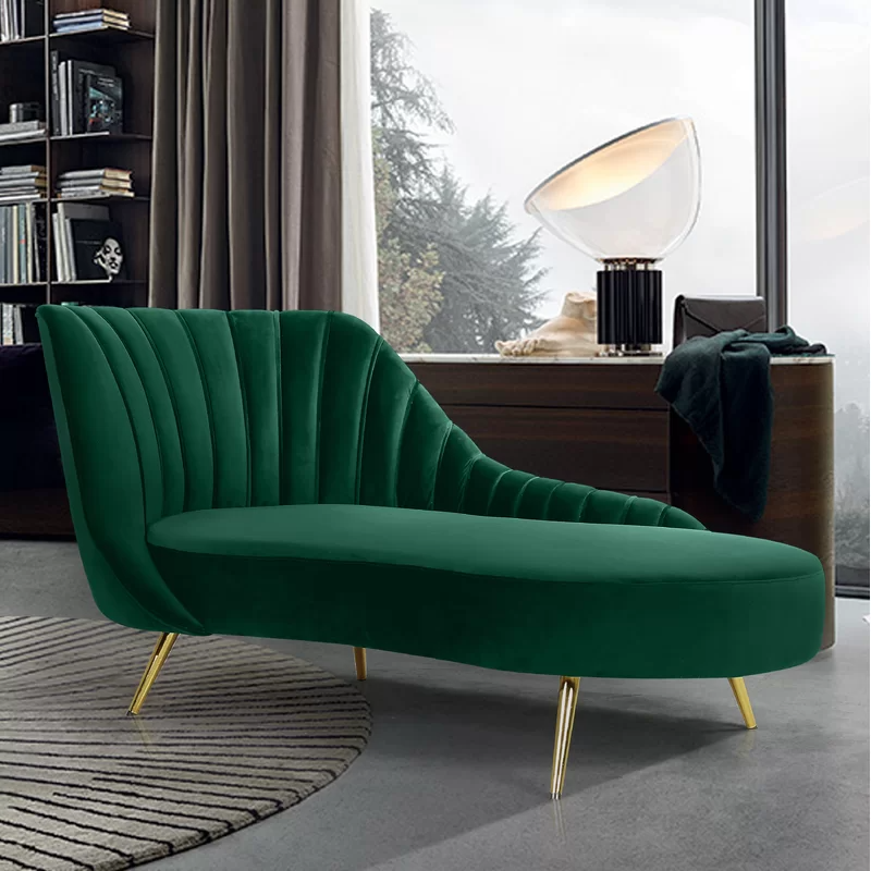 Everly Quinn Koger Chaise Lounge & Reviews Wayfair in