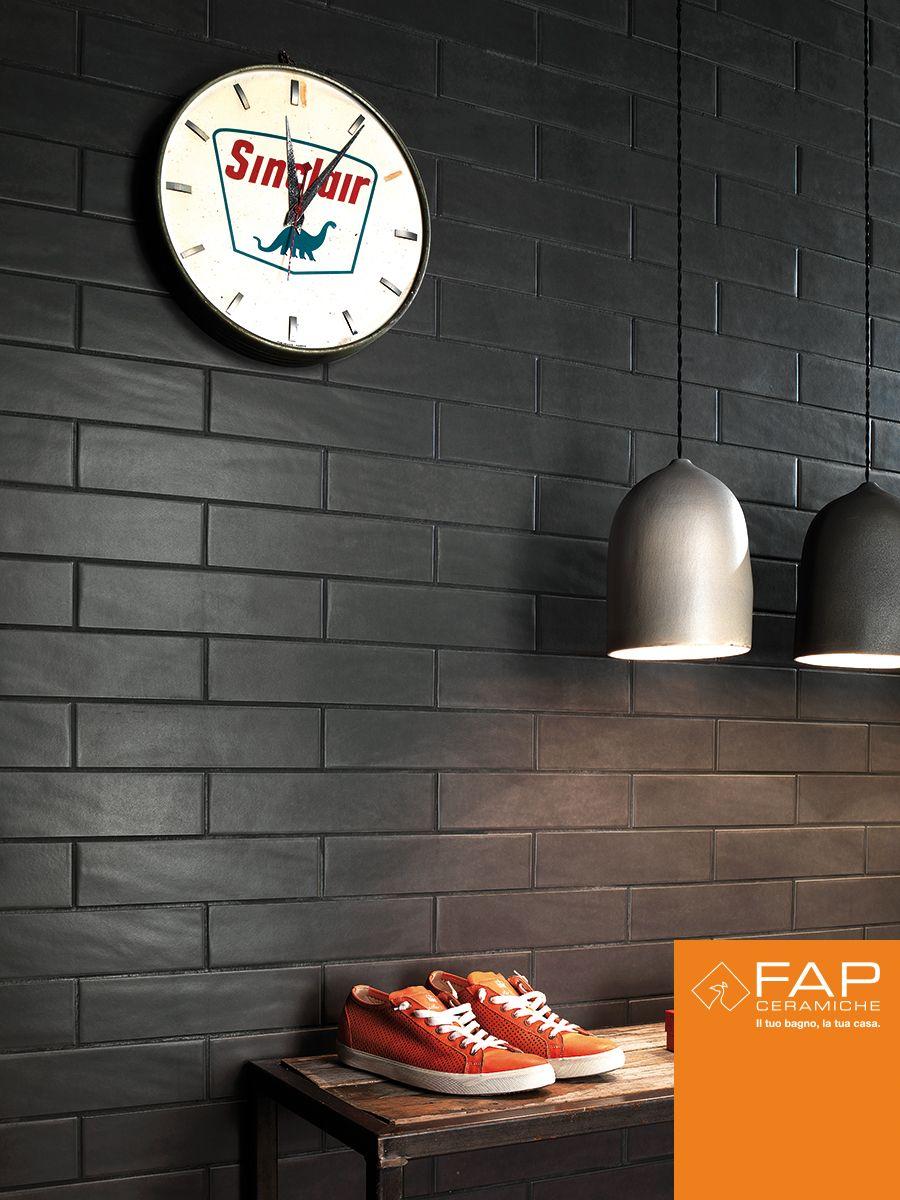 Matte black subway restaurant pinterest urban style bricks matte black subway dailygadgetfo Choice Image