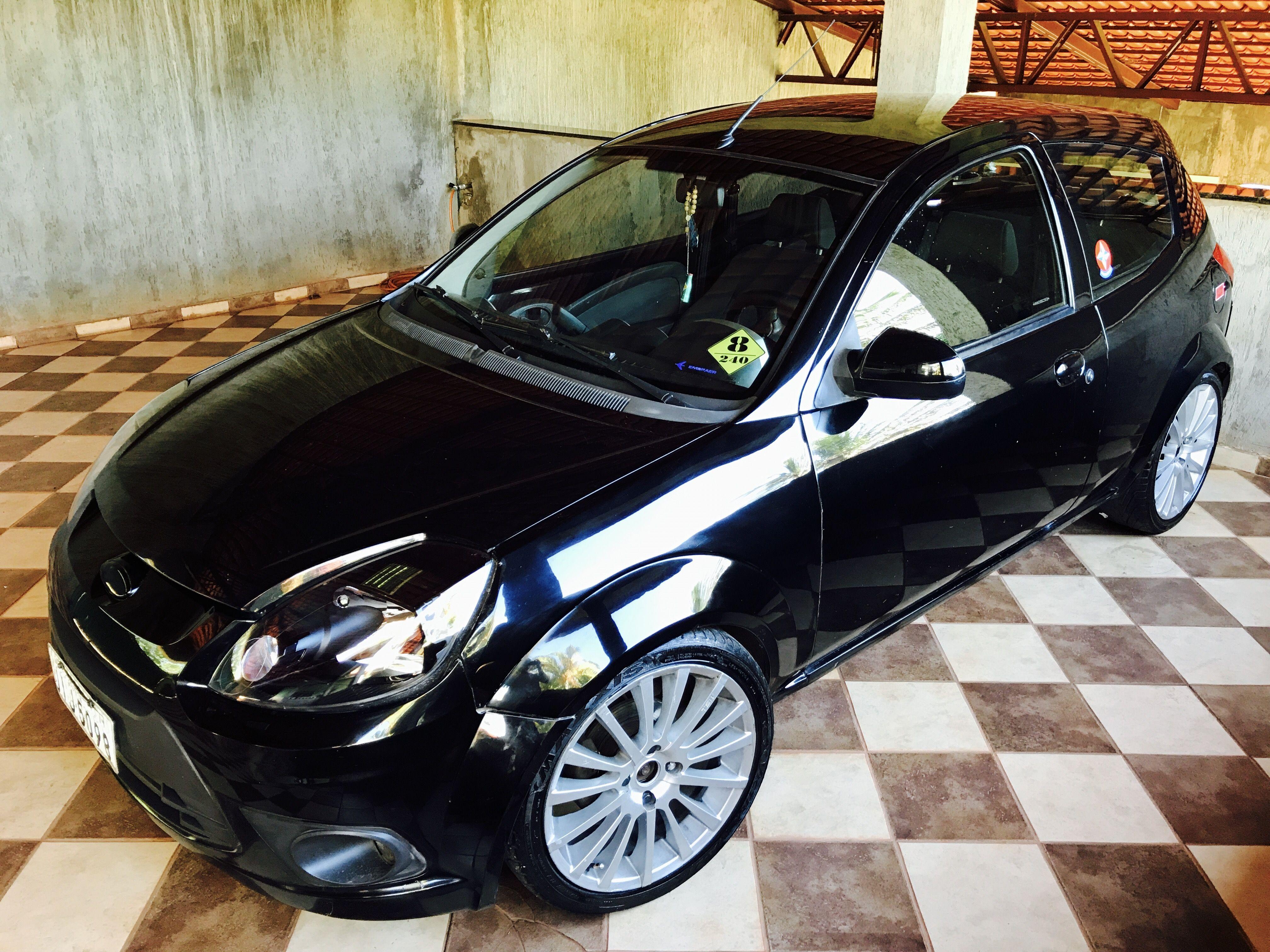 Ford Ka Aro 17 Tsw Carros Aro 17
