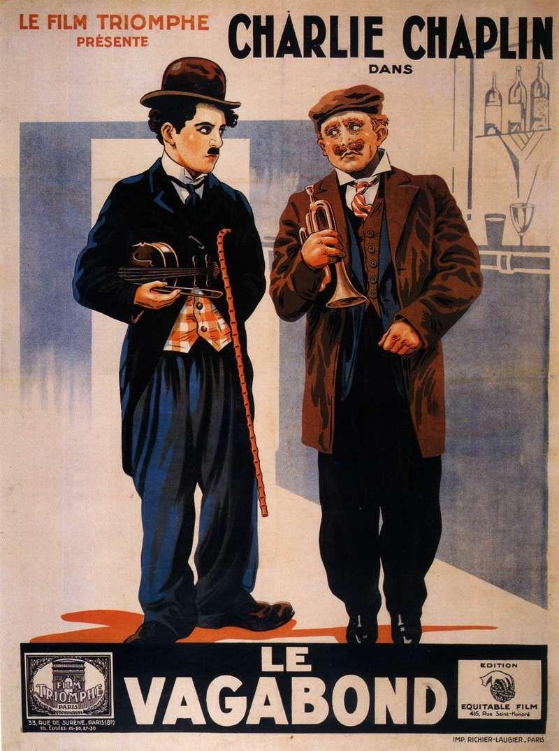 The Vagabond (1916)  The SF Silent Film Festival   Charlie Chaplin Centennial Celebration ...