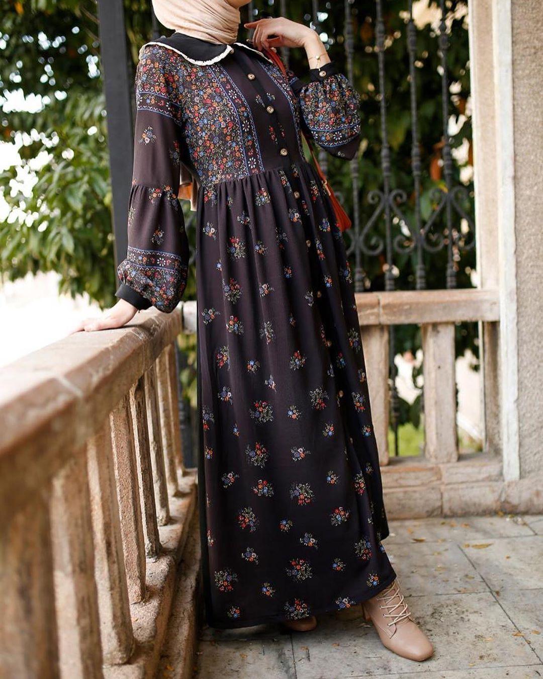 T I O L L O On Instagram Dress Tiollo Tiollohouse Modestfashion Modestclothing Modesty Blogger Mod Dresses Maxi Dress Long Sleeve Dress