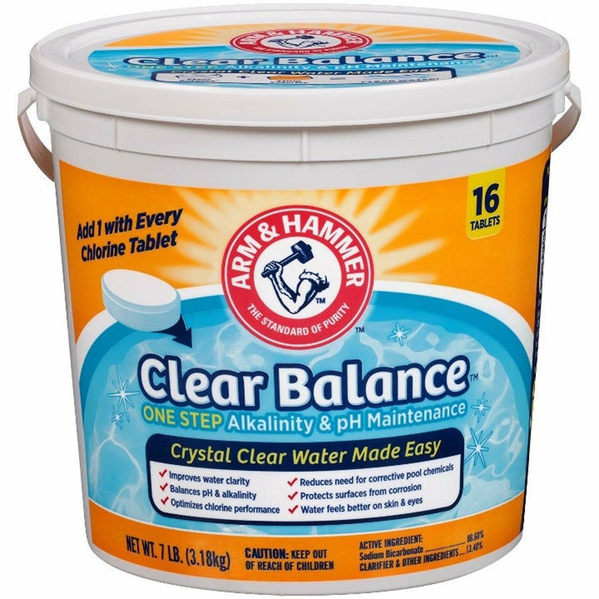 Arm hammer clear balance 16 count on mercari in 2020