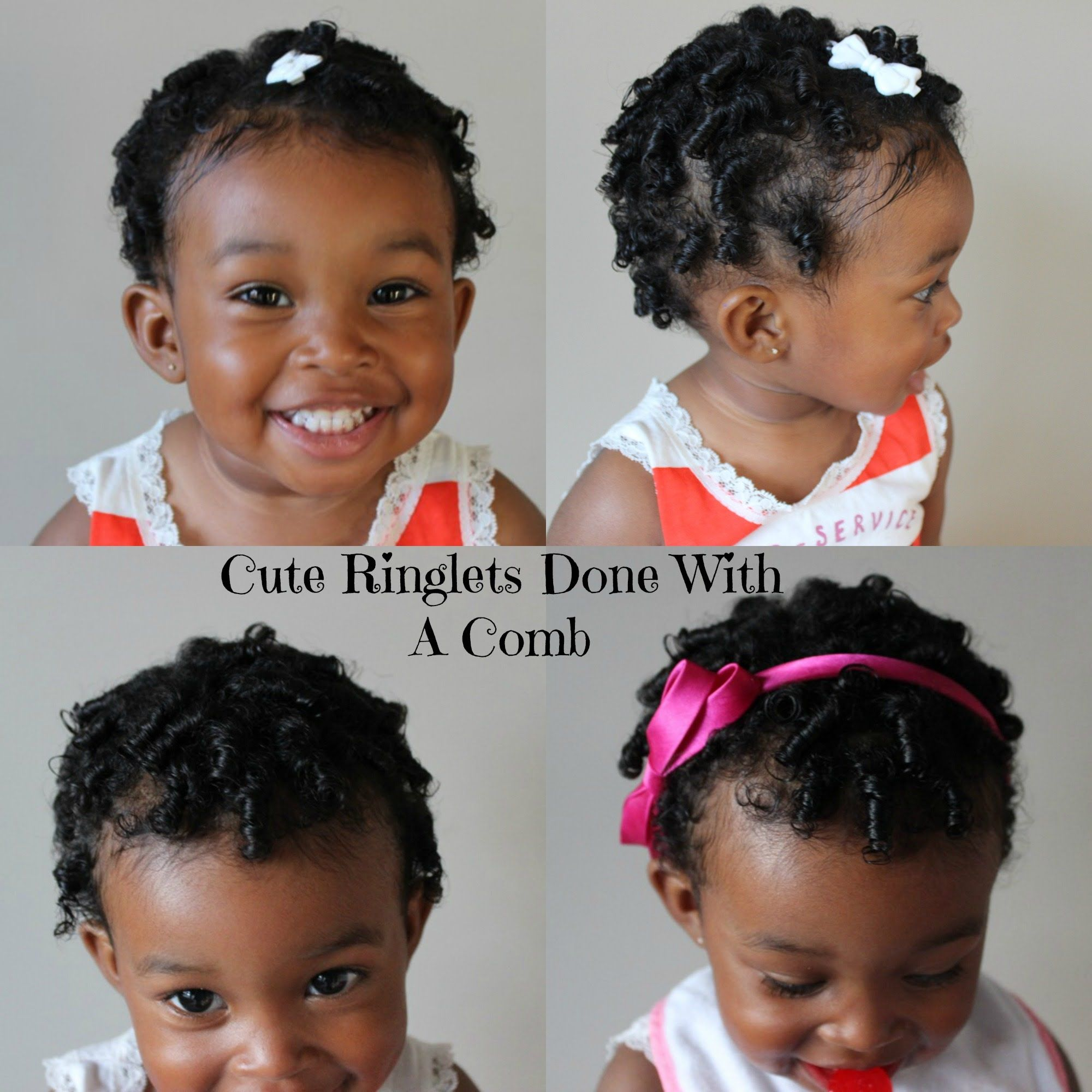How To Do Ringlets In Curly Hair With Just A Comb Youtube Baby Hairstyles Kids Hairstyles Girls Mixed Girl Hairstyles
