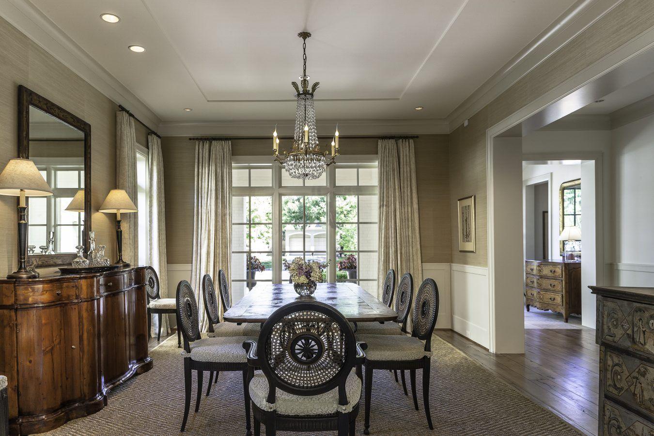 Houston, TX Contractor: Scott Frasier Homes Interior Designer ...