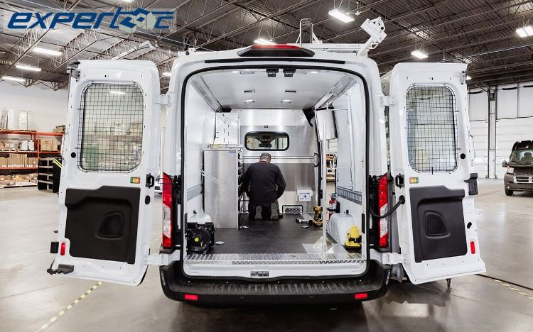 Outfitting Commercial Vehicles Safely (With images