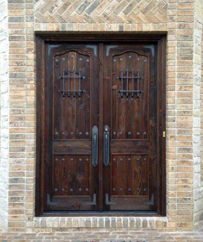 Wrought Iron Glass Front Door Baos Pinterest Glass Front Door