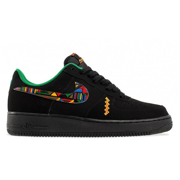 10c0eeb4e ... Nike Air Force 1 Low Urban Jungle Gym ❤ liked on Polyvore featuring  shoes, ...
