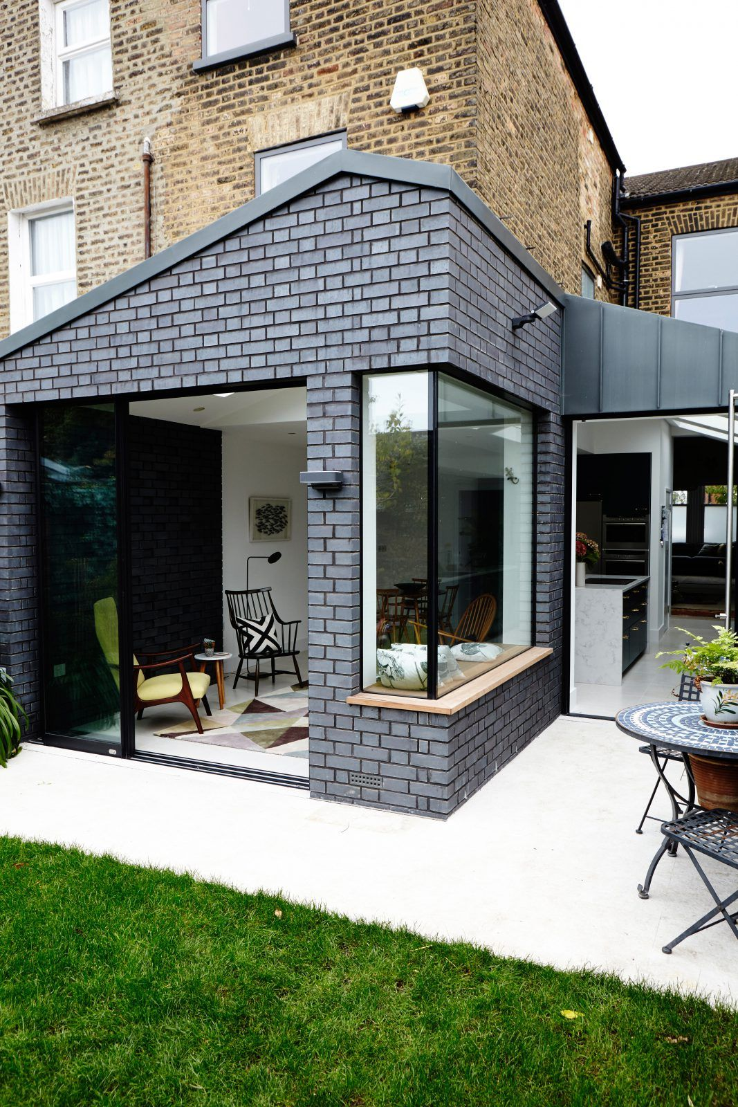 Garage Home Extension Exterior Architecture Architecturaldesign Architect Modern